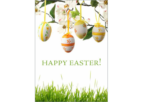 Habitat for humanity memorial cards to celebrate easter and the coming of spring let your thoughts turn to those in negle Choice Image